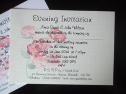 Bloom Postcard Invitation