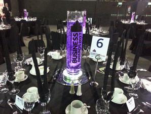 Business Awards Logo Tubes