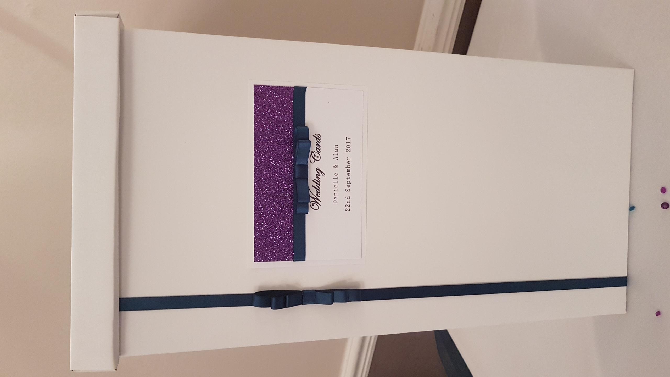 Dior Bow Post Box