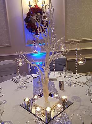 White Manzanita Tree Hire