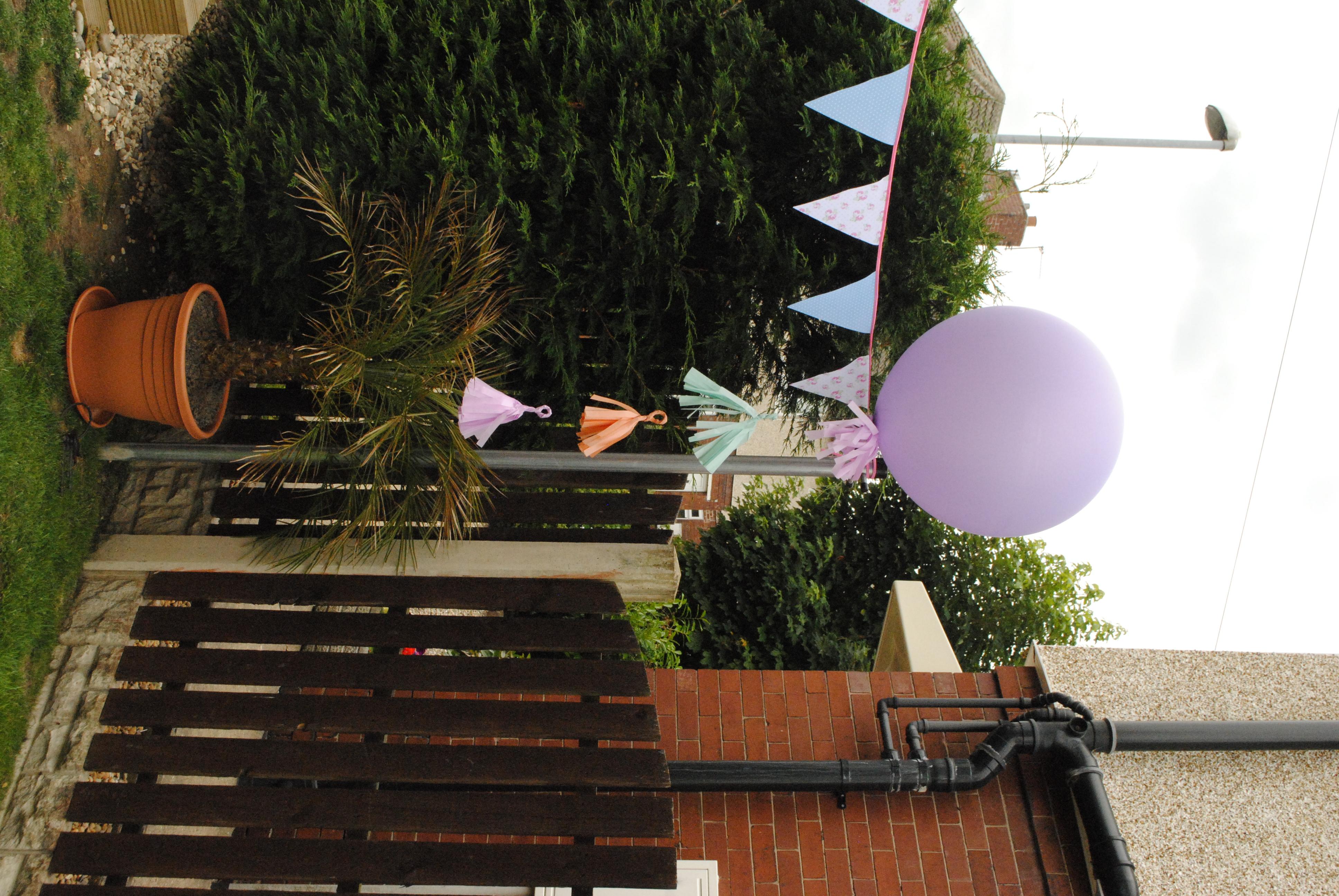 Giant Tassel Balloons