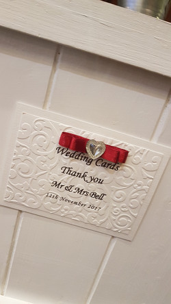 Dior Bow Red Wishing Well Sign