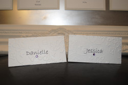 Butterfly Dreams Name Cards