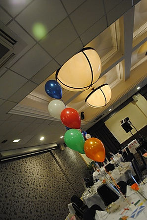 5 Balloon bouquet
