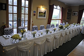 Top Table Centrepieces