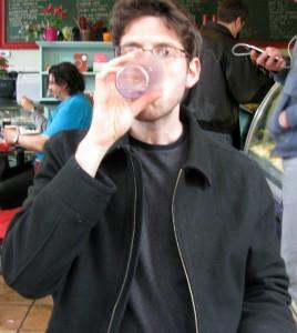 Mmm, water.