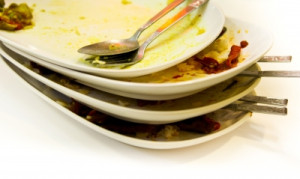 4 Empty Dishes: From All Day or Dinner?