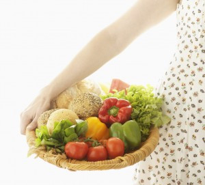 Fruits and Veggies: An Essential Component of Post-Pregnancy Eating