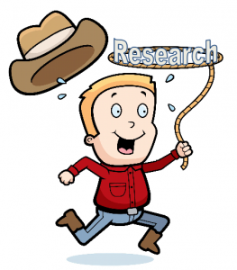 Research Roundup!
