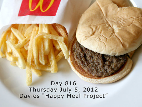 Joan Rivers is jealous: McDonald's Happy Meal resists aging for 6 months!