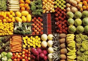 Fruits and Veggies - Nutrient Density Dynamos