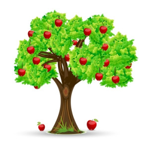 Newton and Apples: My Inspiration