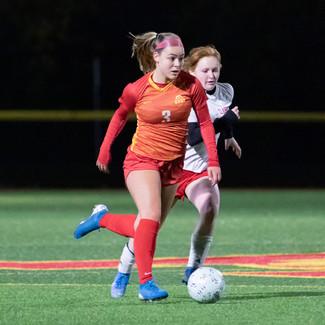 Will East Girl's Soccer 10-16-20