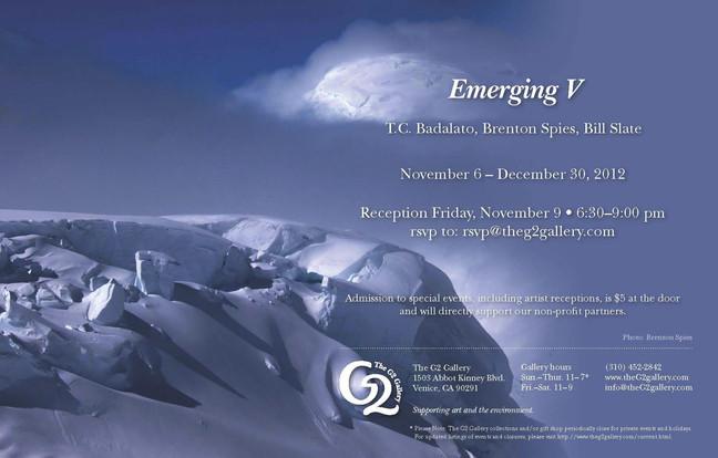 G2 Gallery Emerging V Opening Night Reception