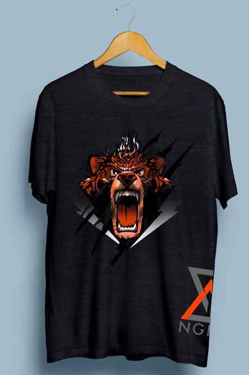 Camiseta NGfit OSO Negra