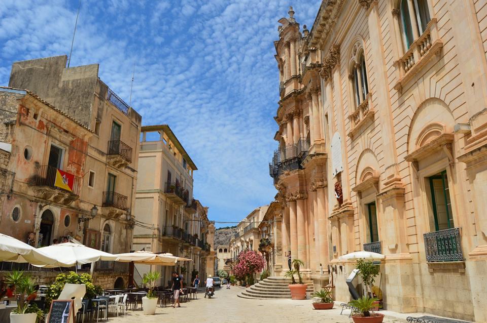 Scicli, Unesco e Montalbano