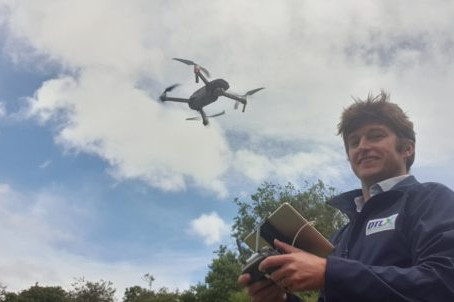 Angus plans to build Scotland's first drone port in town of Montrose