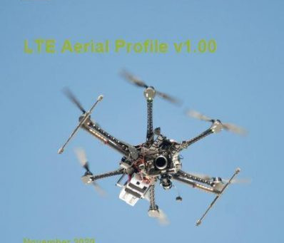 Collaboration between GSMA and GUTMA defines an initial LTE aerial profile for drone operations