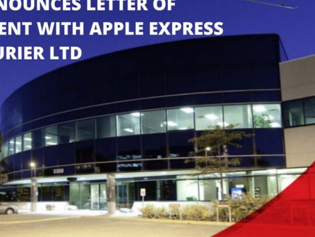 DDC discloses LOI with Apple Express Courier