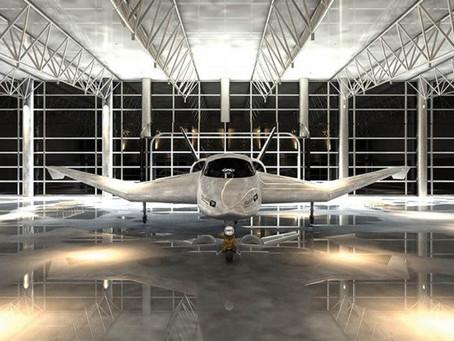 "Hybrid Pegasus vertical business jet gains ""resounding response from global market"""