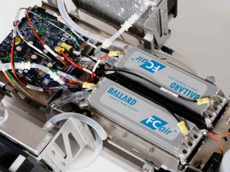 Honeywell purchases drone fuel cell supplier Ballard