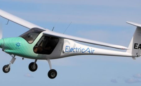 """New Zealand: ElectricAir launches country's """"first electric aircraft into service"""""""