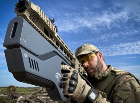 """New drone-jamming gun claims to be """"one of the smallest and lightest"""""""