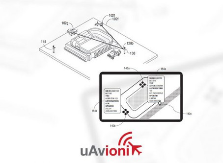 uAvionix receives patent for remote identification of unmanned vehicles