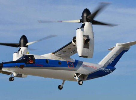 Tokyo Metropolitan Government evaluates the AW609 Tiltrotor for potential flying route to Ogasawara