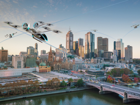 Australia invites comment on initial concept of operations for urban air mobility