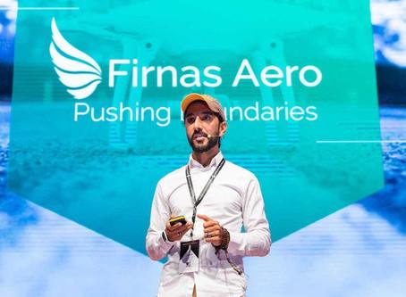 Saudi drone start-up Firnas Aero aims at regional inspection markets