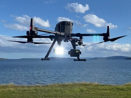 """Australia's GDP """"to increase by AUD14.5 billion over next 20 years due to drone industry,"""" says..."""