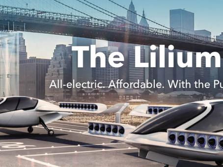 Lilium allies with Lufthansa Aviation Training to instruct pilots to fly Lilium Jet