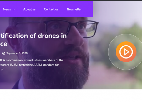 Online video platform dronetalks.online provides new insights into drone eco-systems