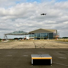 UK Cranfield Airport successfully deploy automated drones to inspect runway for the first time