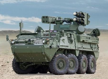 General Dynamics Land Systems wins USD1.2 billion order for IM-SHORAD C-UAS units