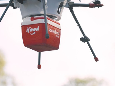 iFood and Speedbird Aero take drone food delivery to Brazil