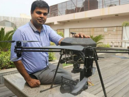 India ShopX collaborate with Omnipresent after receiving Government approval to begin BVLOS drone de