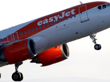"Another near-miss: Drone ""almost strikes Manchester Easyjet plane window at 8,000ft!"""