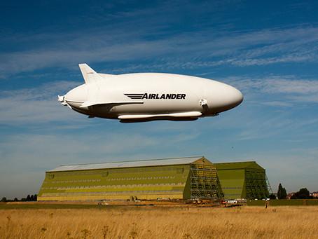 Hybrid Air Vehicle: Meet the Airlander