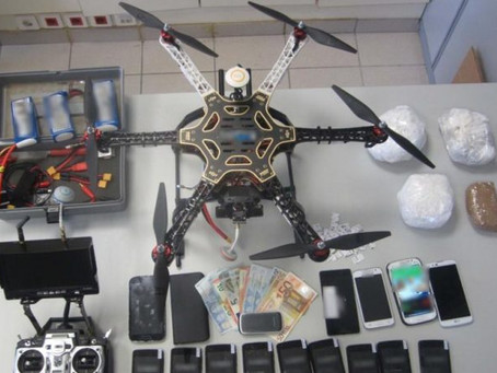 """Australia: Prisons """"inundated by aerial invasion of drug-smuggling drones"""""""