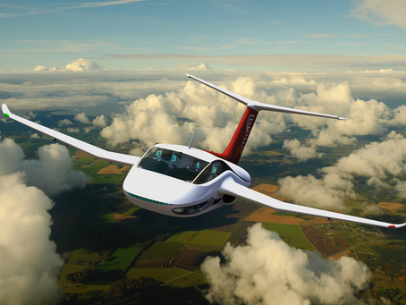 UK hybrid electric SAMAD aerospace launches Q-Starling high-end PAV