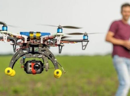 Education: Indian Institute of Drones sets-up multi-rotor drone engineering course
