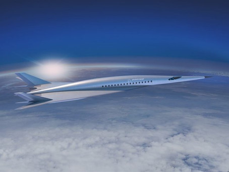 FAA and Kansas agreement establishes high-altitude flight corridor to test supersonic unmanned...