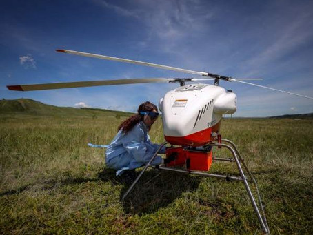 Canadian researchers explore drone delivery of medical supplies to remote communities