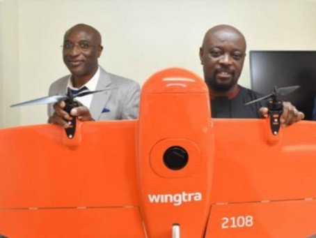 Africa's ECG deploys drones for network inspections