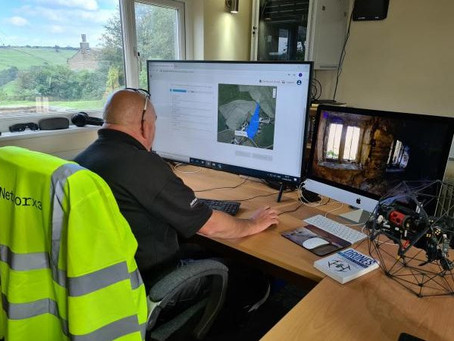 Networx3 Drones: Blackburn company aims to produce UK's most accurate maps