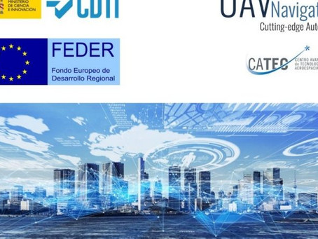 UAV Navigation and CATEC published their future concept for UAM operations