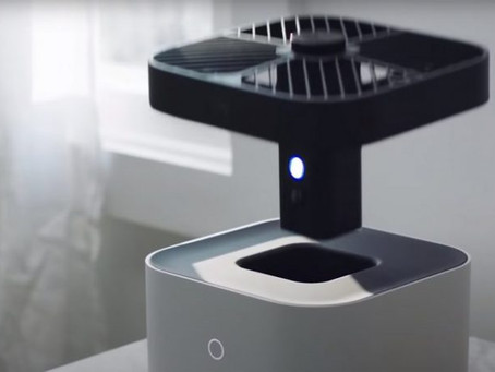 Beware burglars! A drone security camera that flies around your home: Watch video