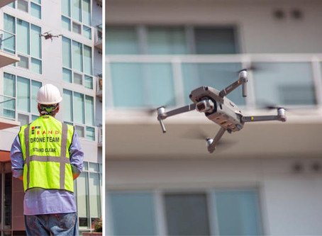 New York City Council exploring use of drones in facade inspections